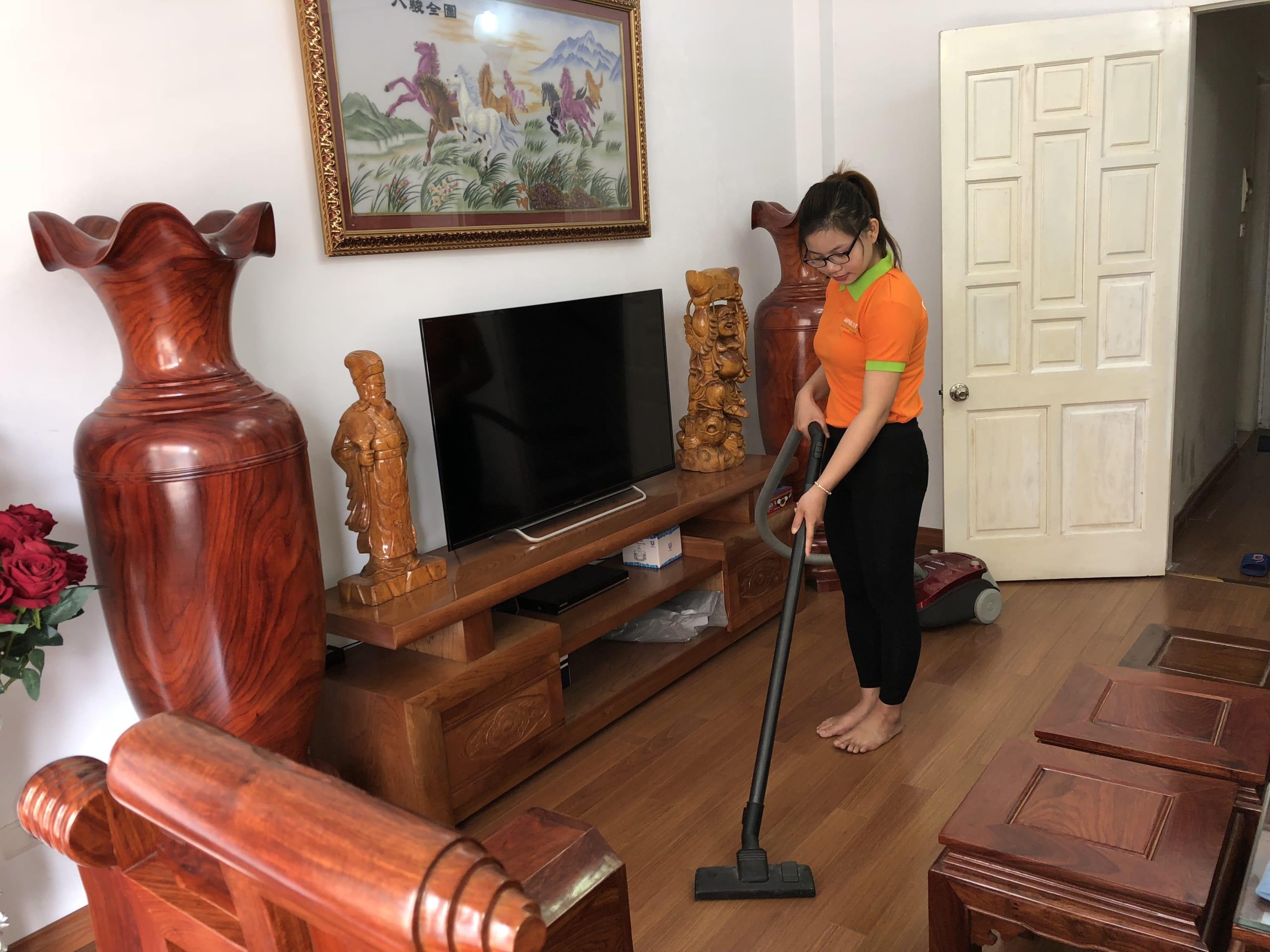 Cần tìm giúp việc nhà