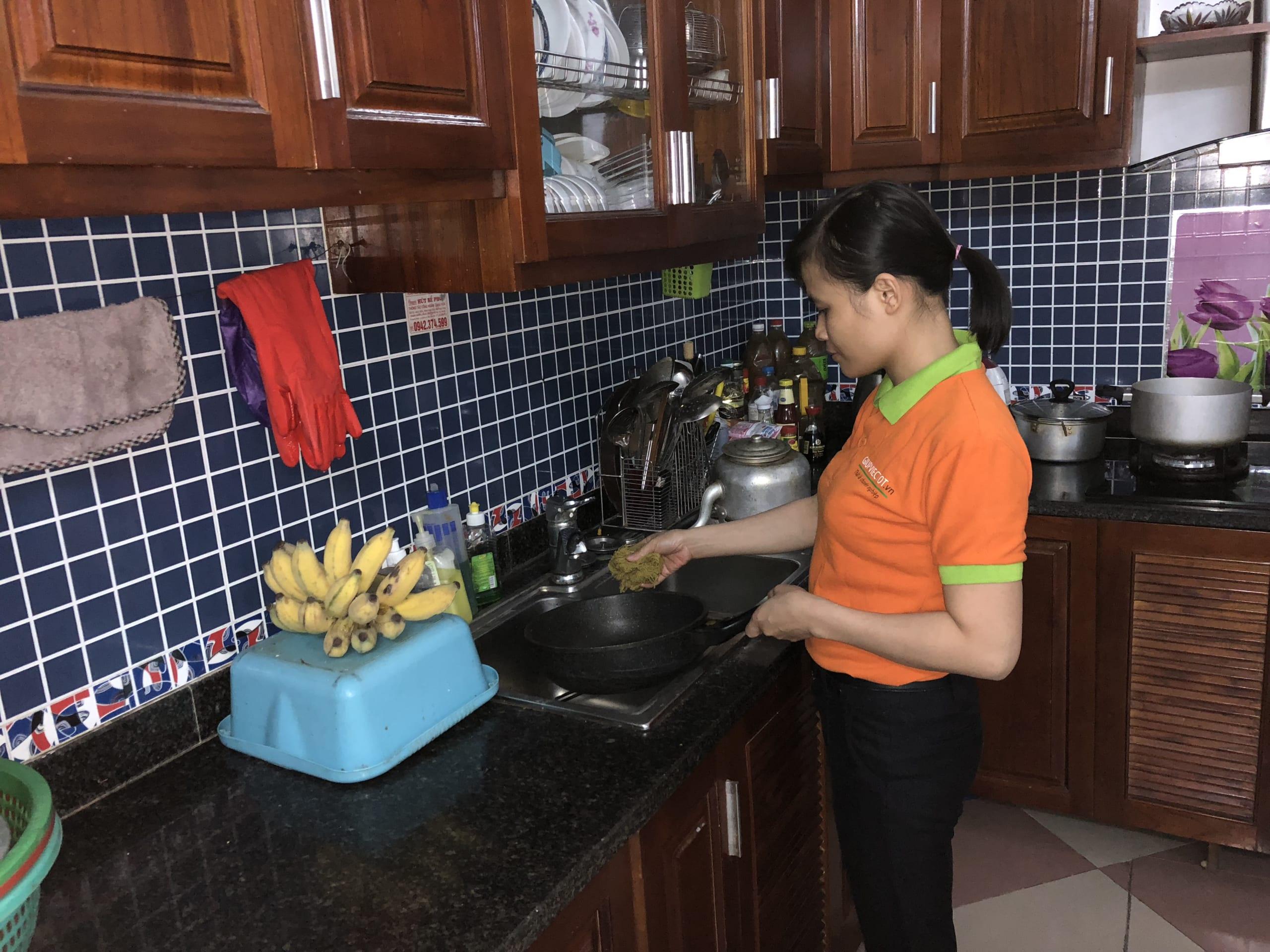 Cần tìm người giúp việc gấp tại Hà Nội