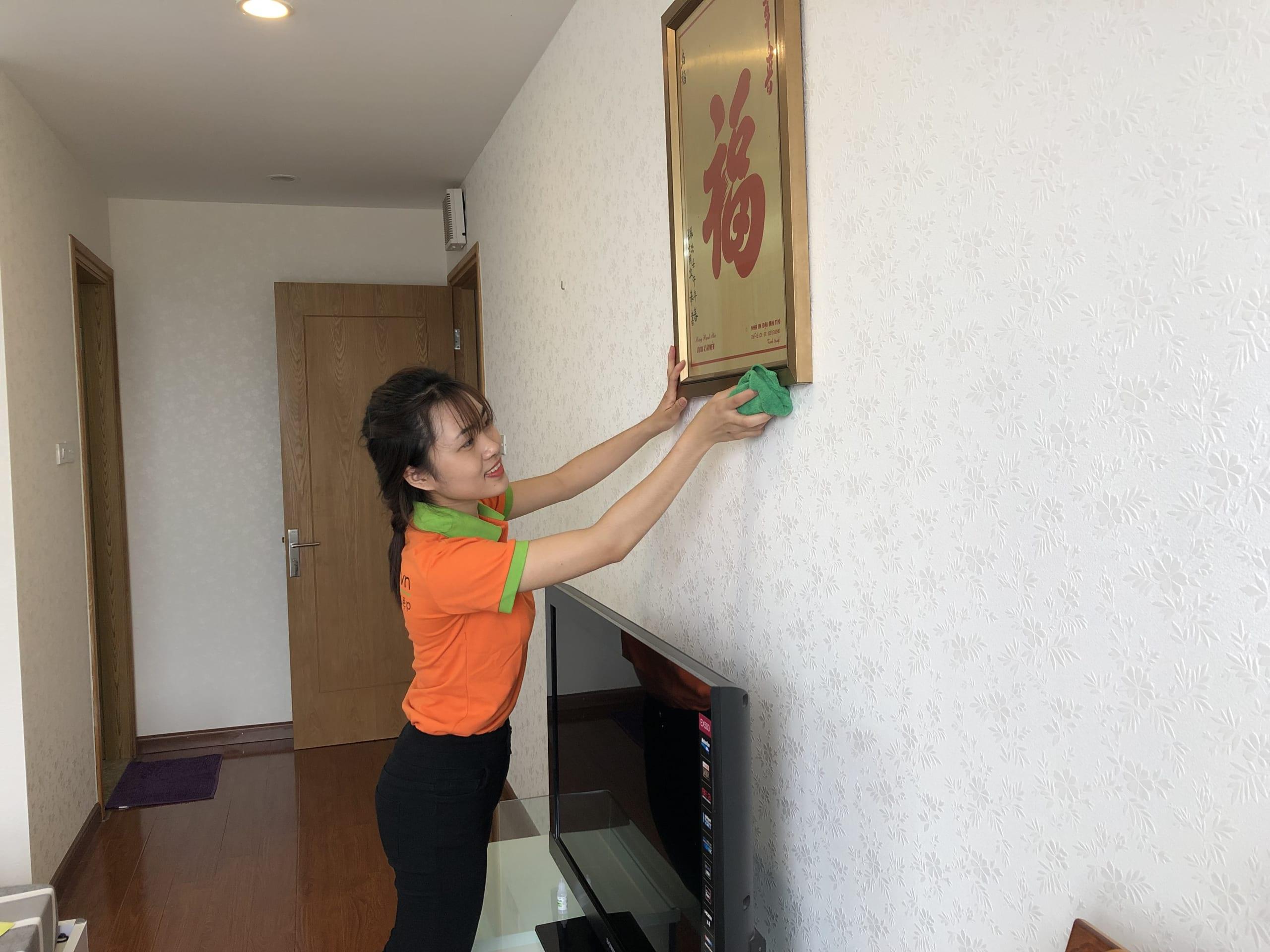 Dịch vụ dọn dẹp nhà cửa Hà Nội