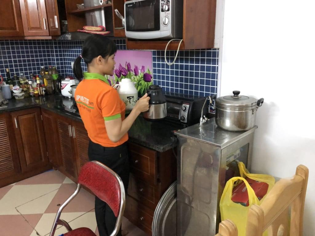 Dịch vụ giúp việc gia đình