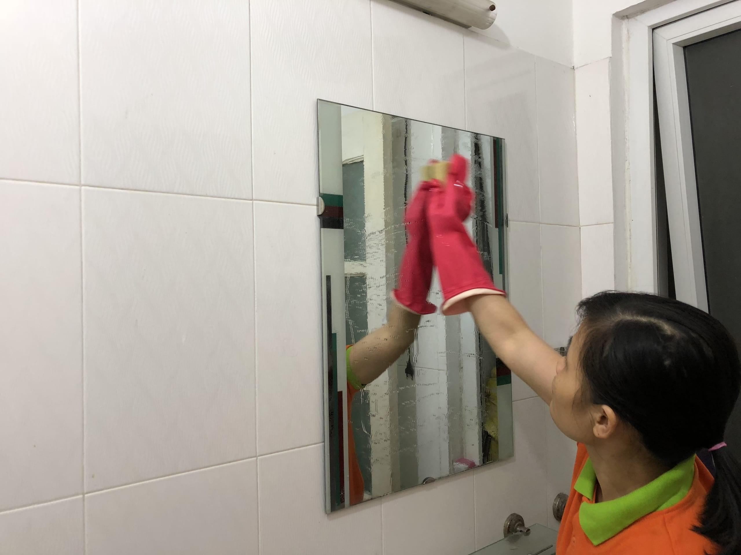 Dịch vụ vệ sinh tại Bắc Từ Liêm