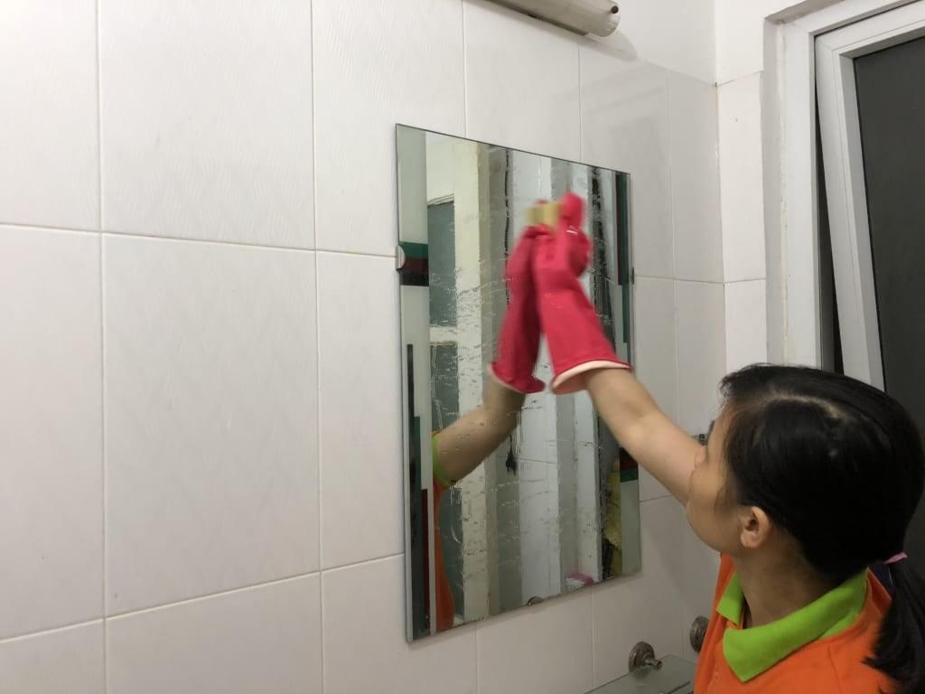 Dịch vụ vệ sinh uy tín tại Ba Đình