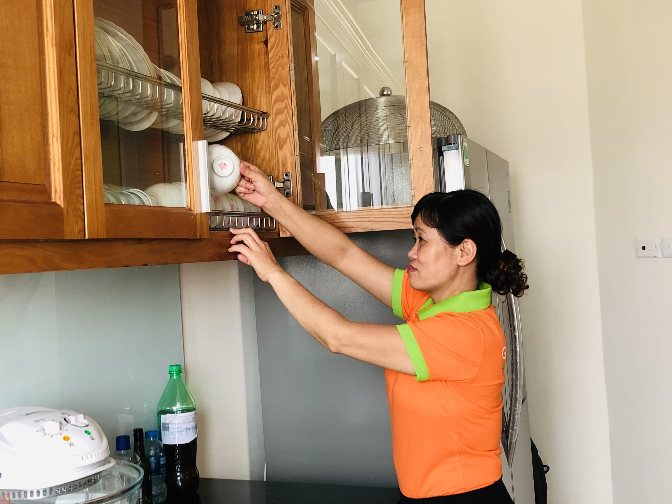 Giúp việc gia đình uy tín tại Hà Nội