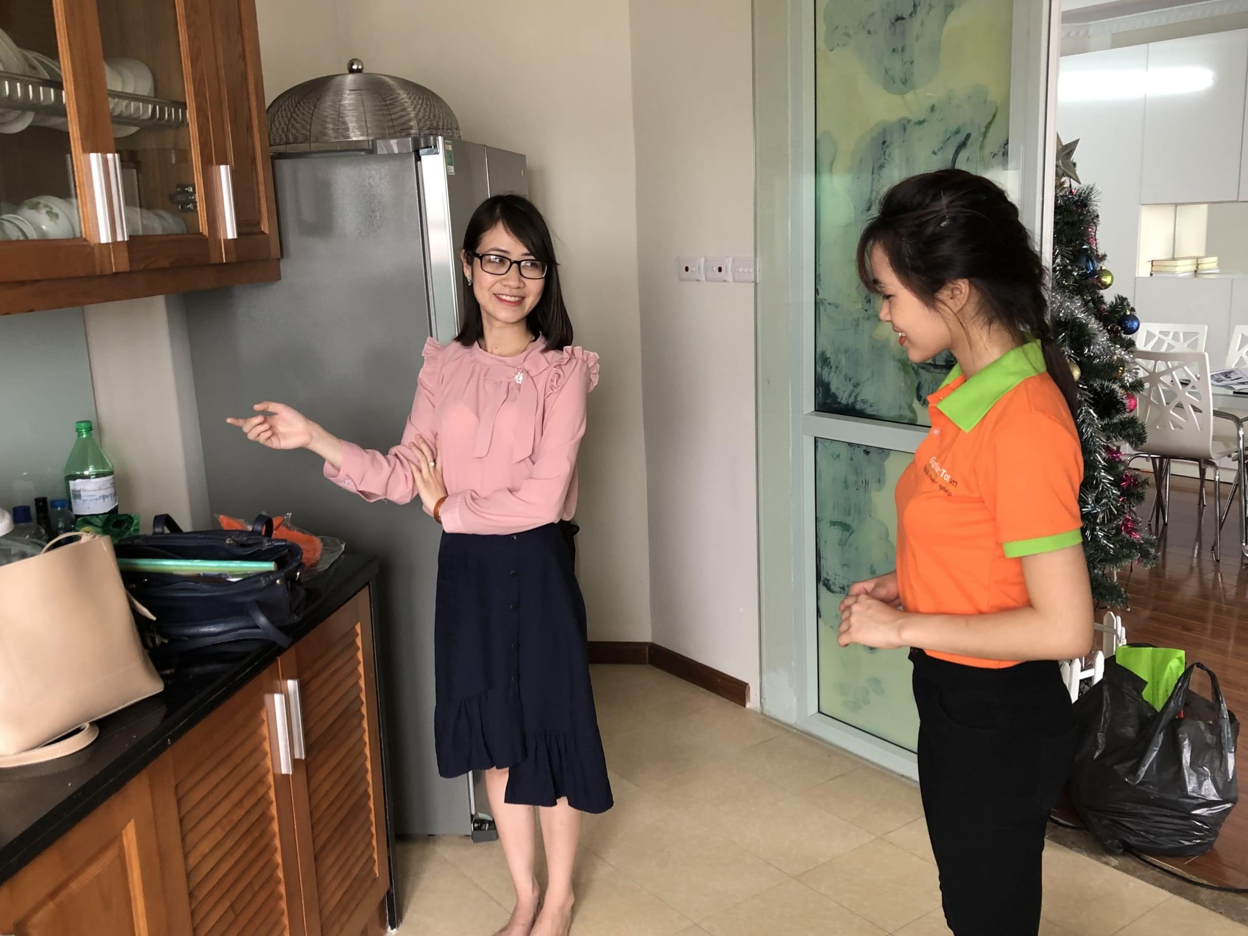 Lưu trữ giúp việc theo giờ tại Quận Hai Bà Trưng - GiupViecTot.vn