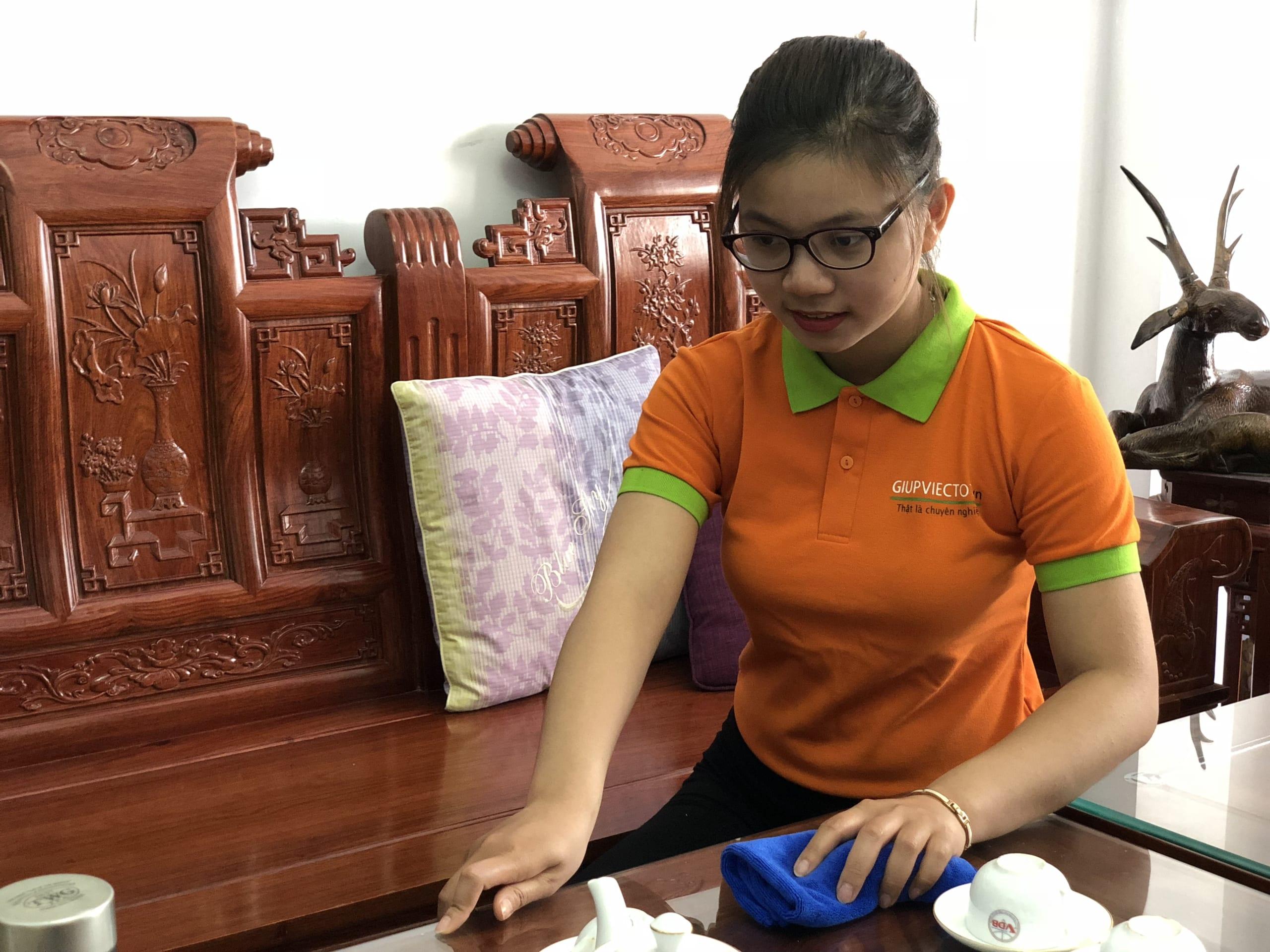 Giúp việc theo giờ uy tín tại Nam Từ Liêm
