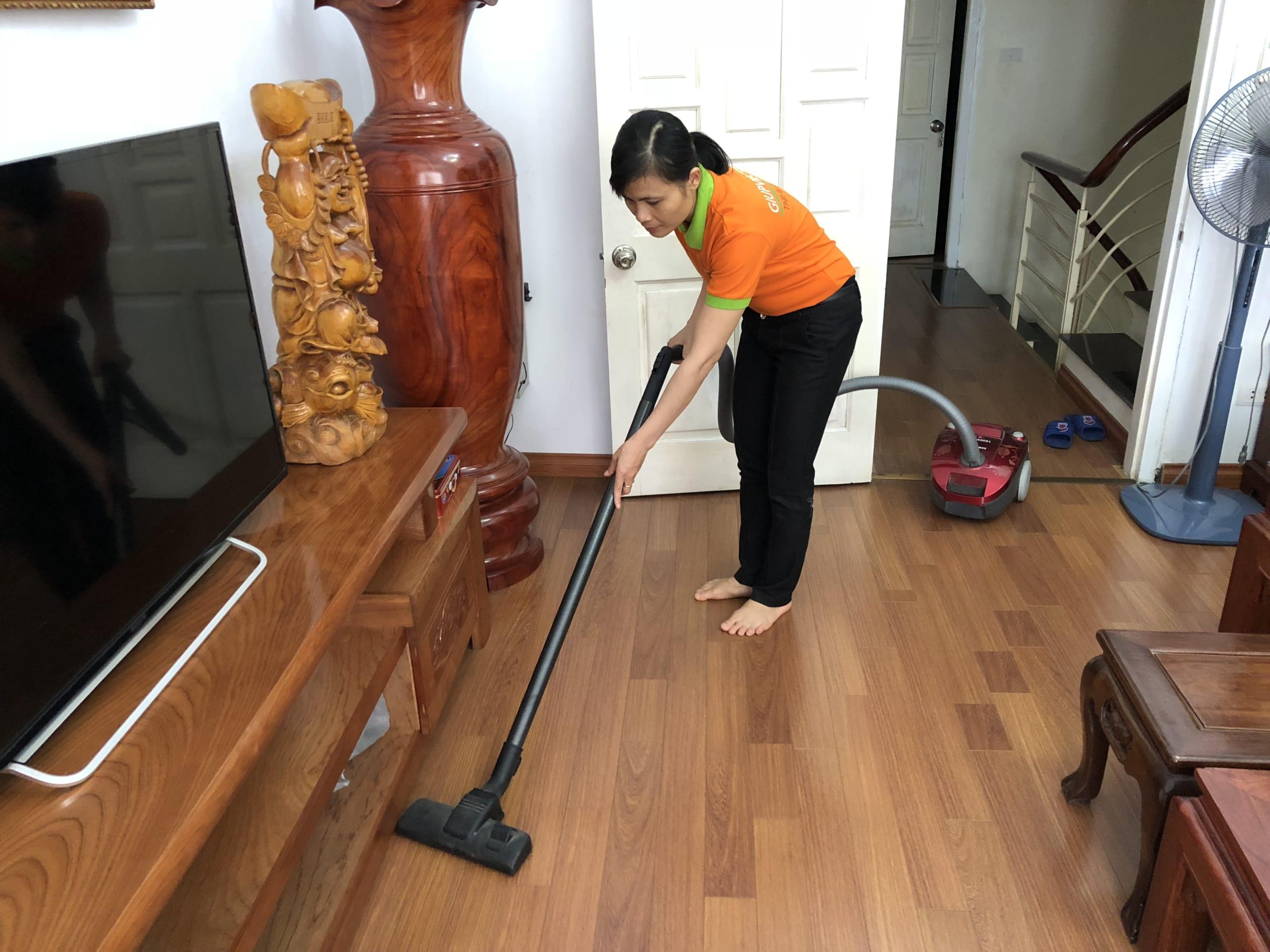 Dịch vụ vệ sinh tại Thanh Xuân