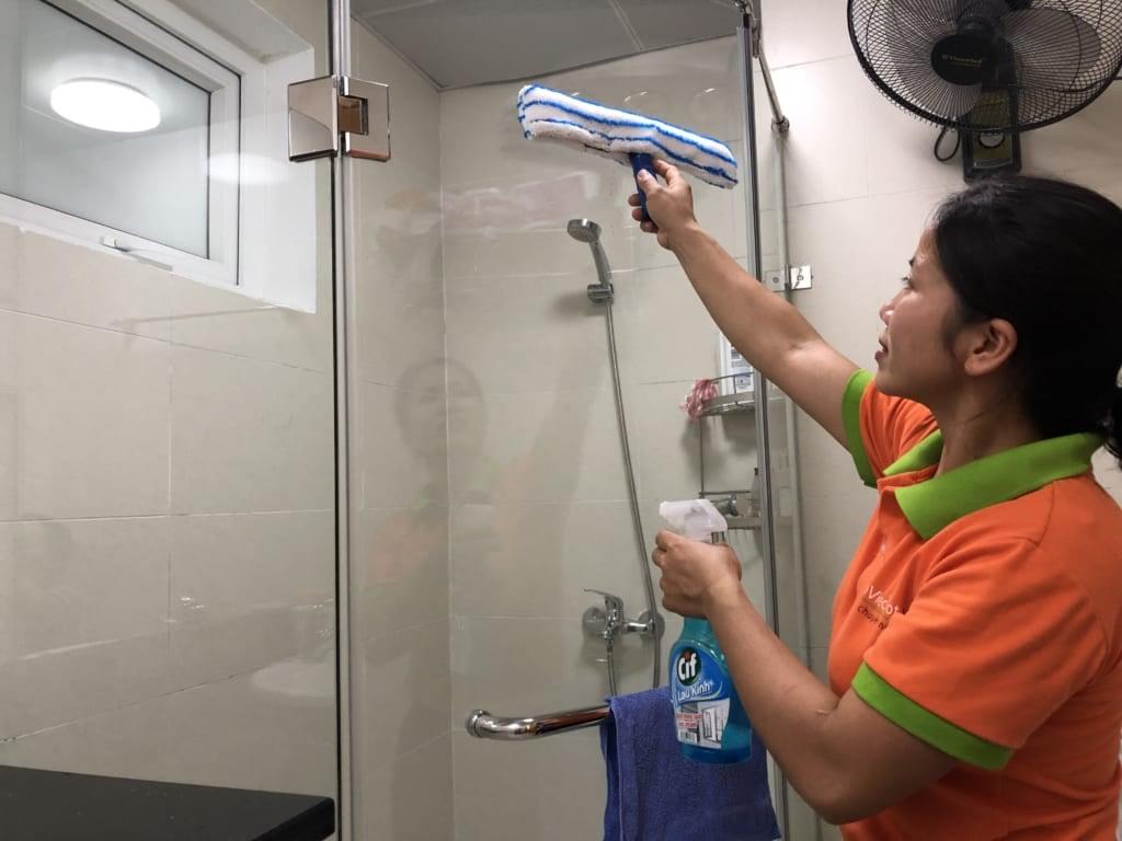 dịch vụ dọn vệ sinh văn phòng uy tín