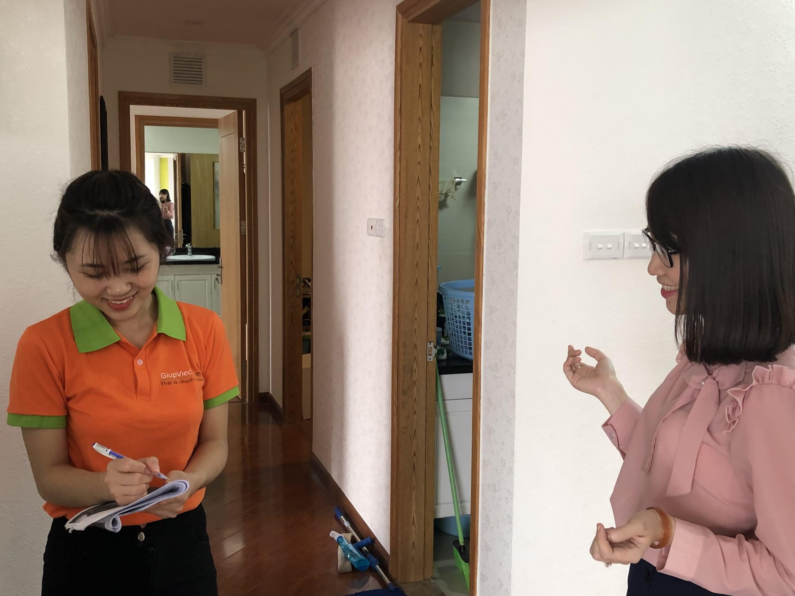 Tạp vụ văn phòng theo giờ tại Hà Nội