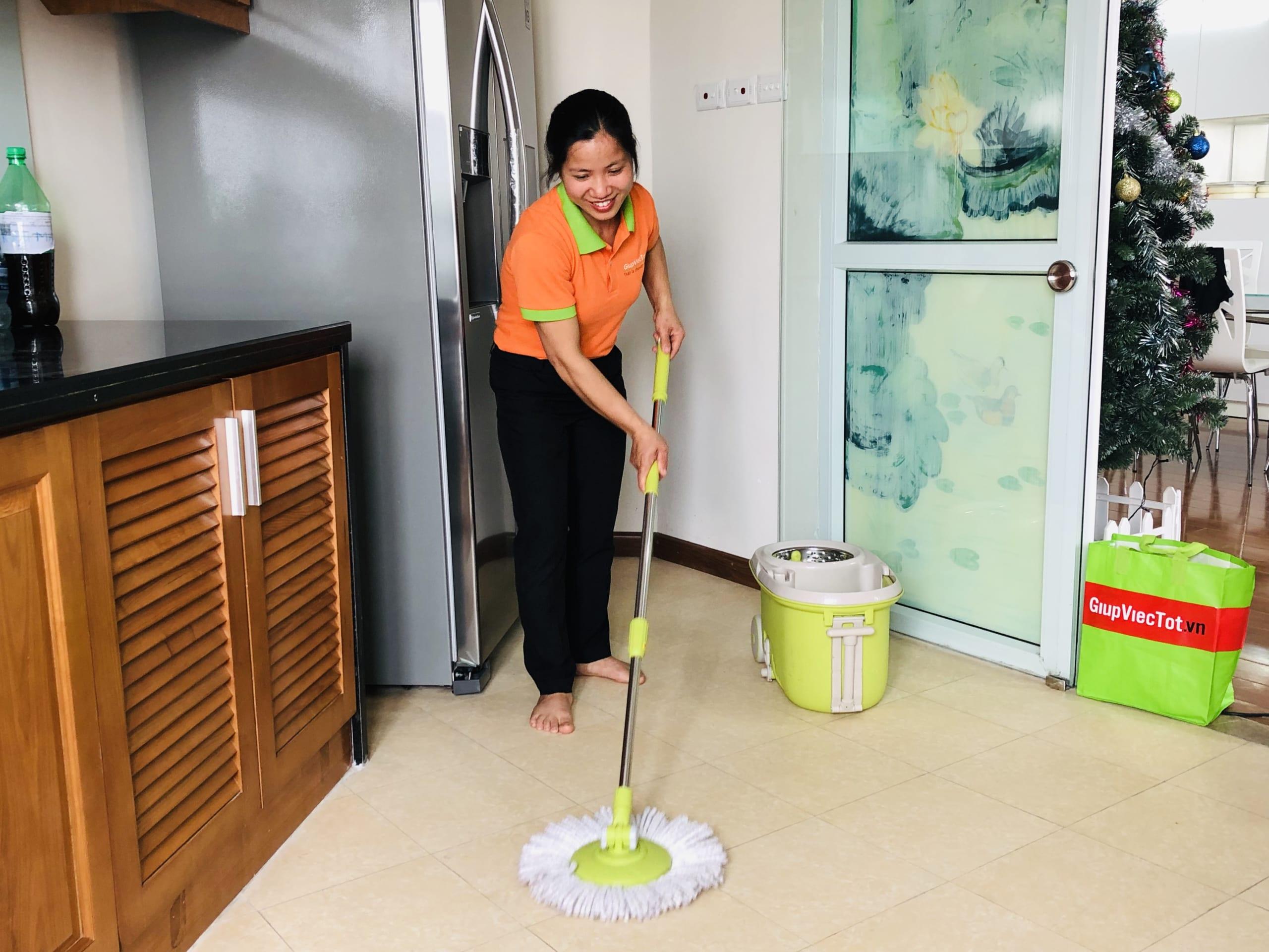 Tìm giúp việc nhà theo giờ hà nội