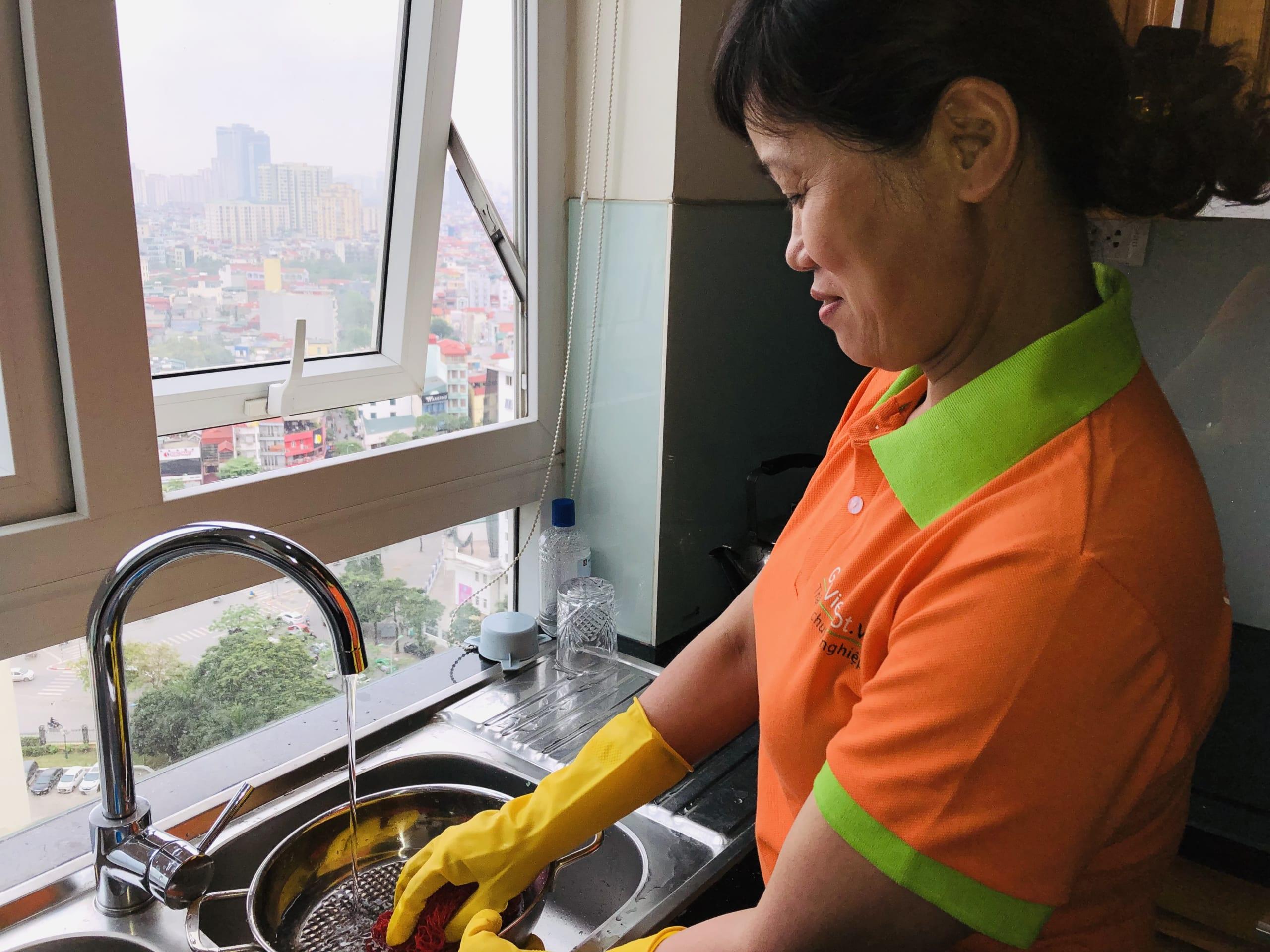 công ty vệ sinh nhà sạch