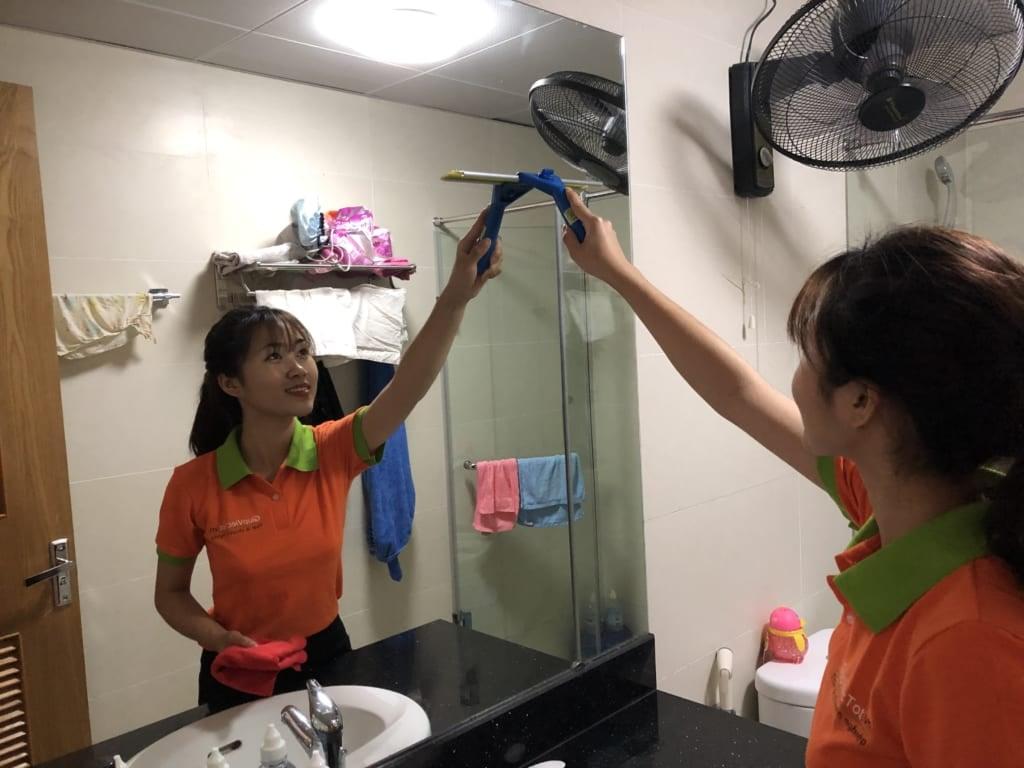dịch vụ dọn nhà chuyên nghiệp