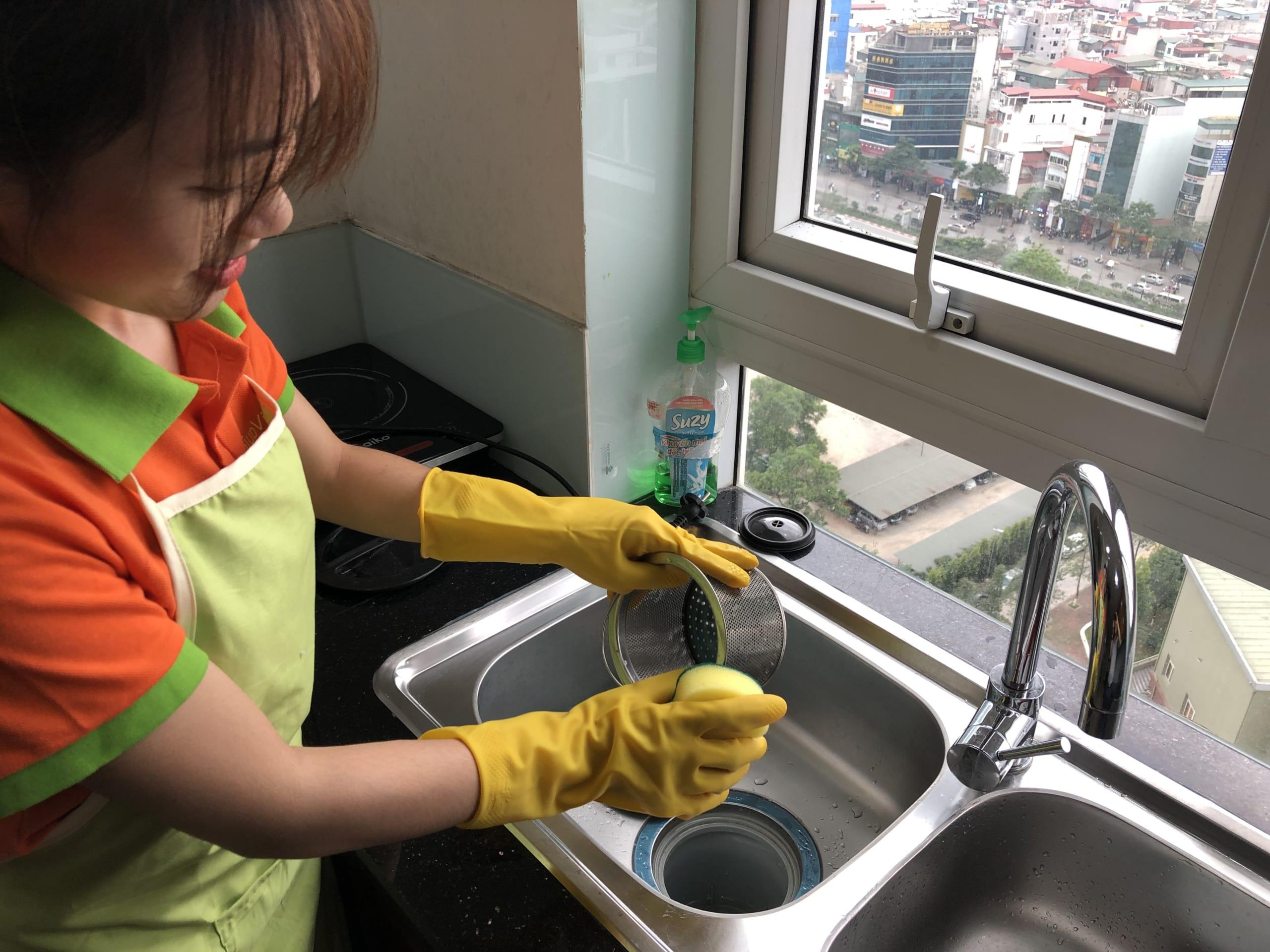 Dịch vụ dọn nhà chuyên nghiệp giá phải chăng