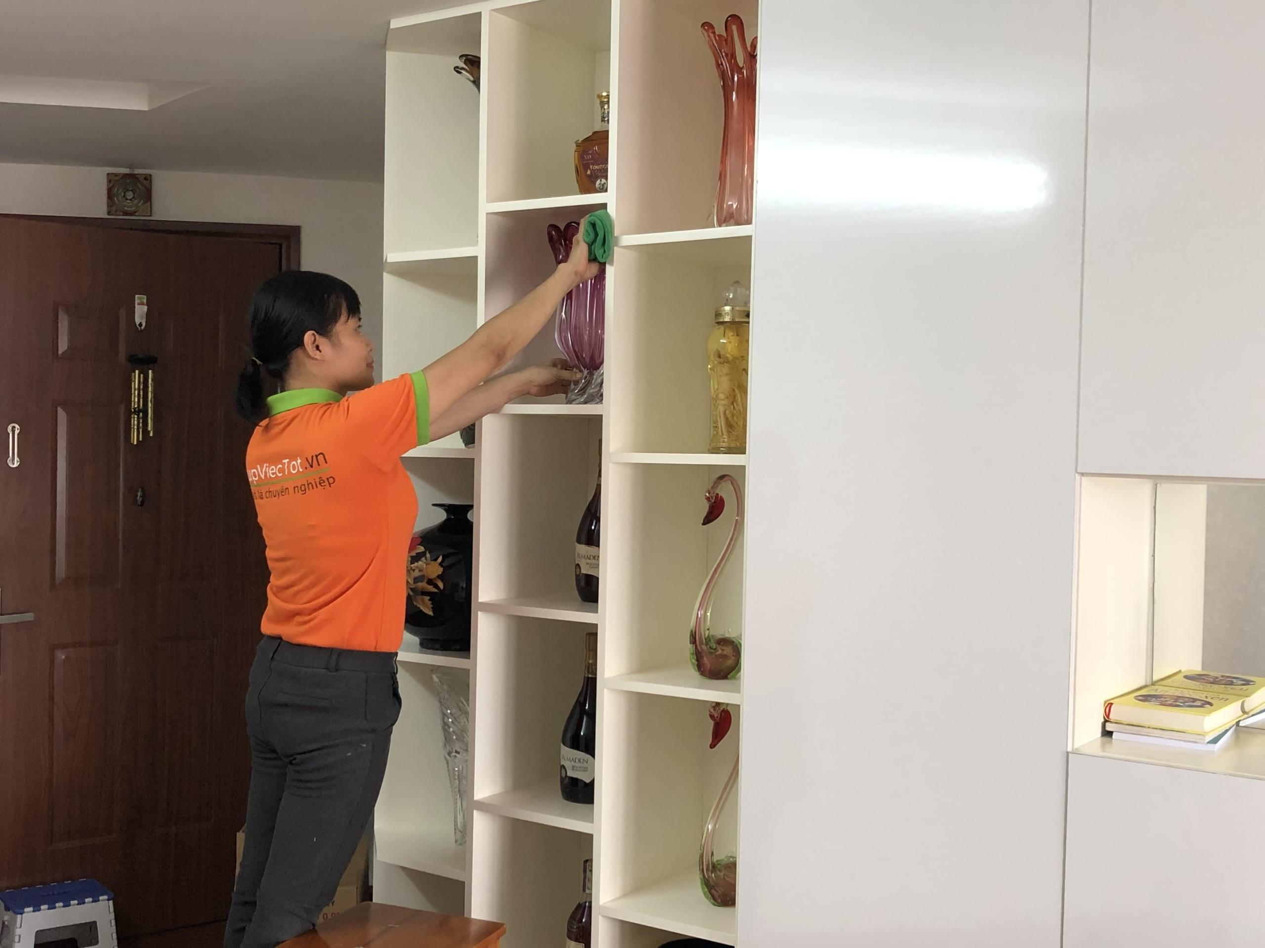 dịch vụ dọn nhà theo giờ