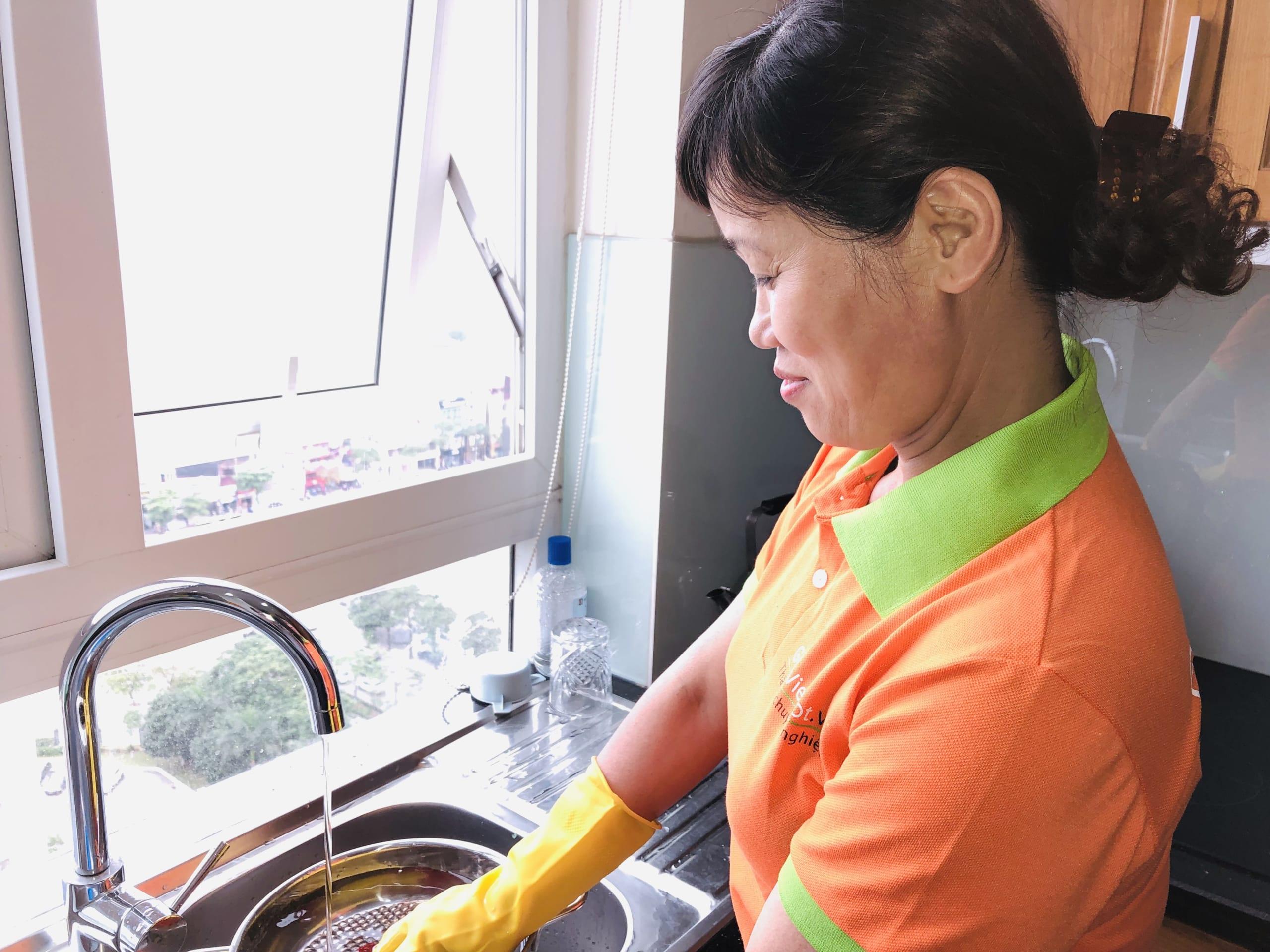 Cần người giúp việc nhà tại Hà Nội