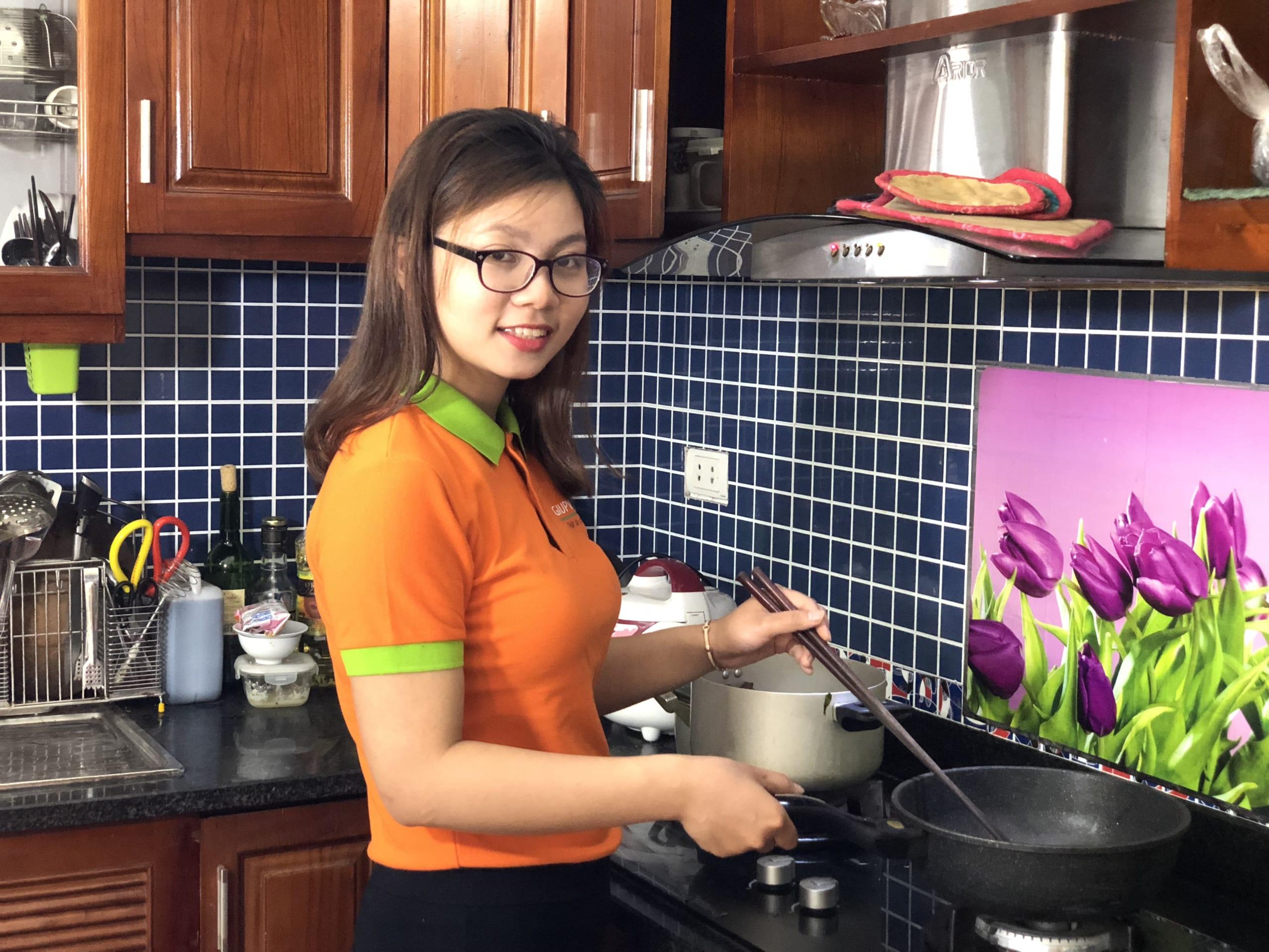 Giúp việc nhà tại Hoàn Kiếm