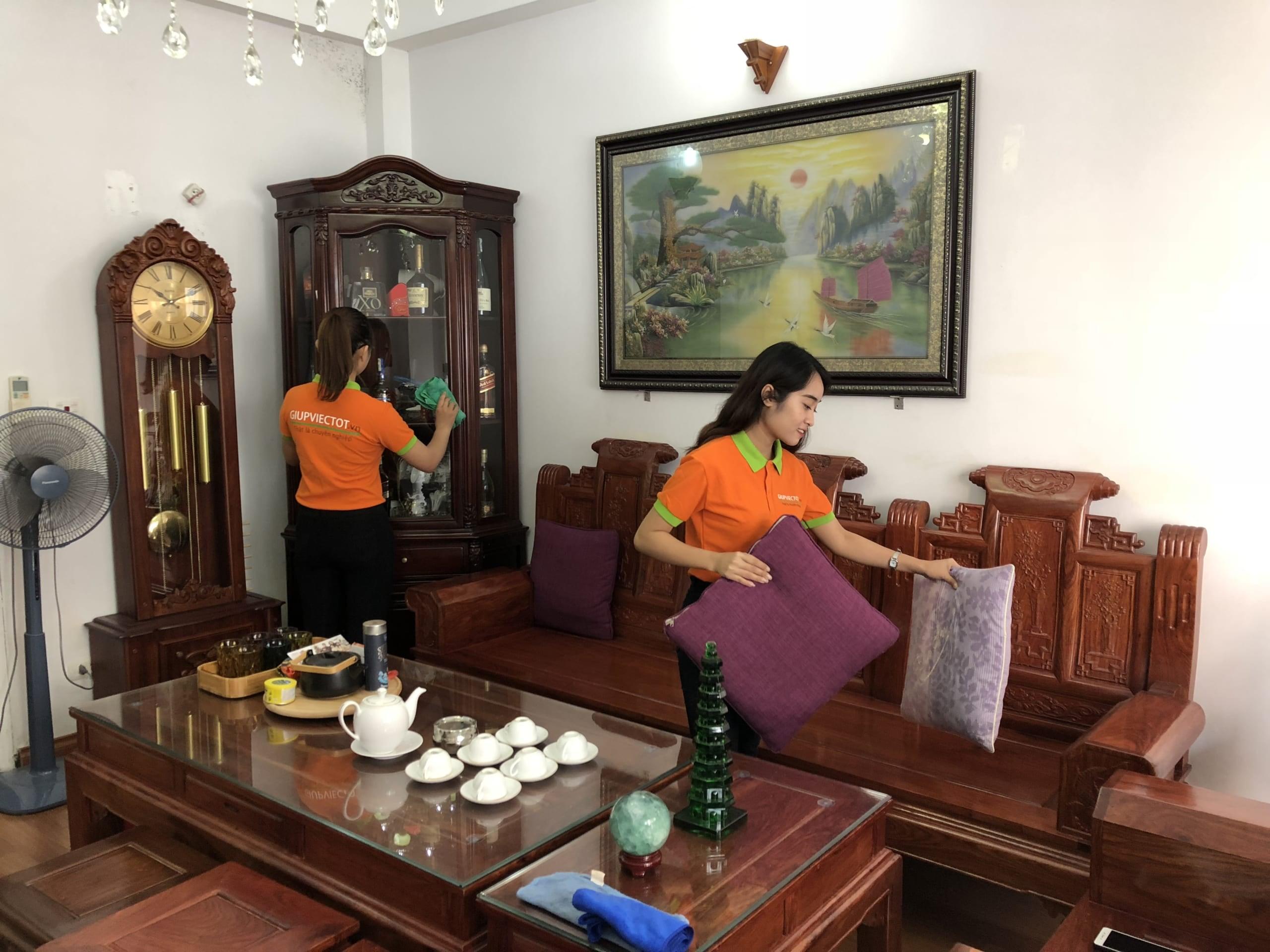 Giúp việc nhà tại Ba Đình - GiupViecTot.vn
