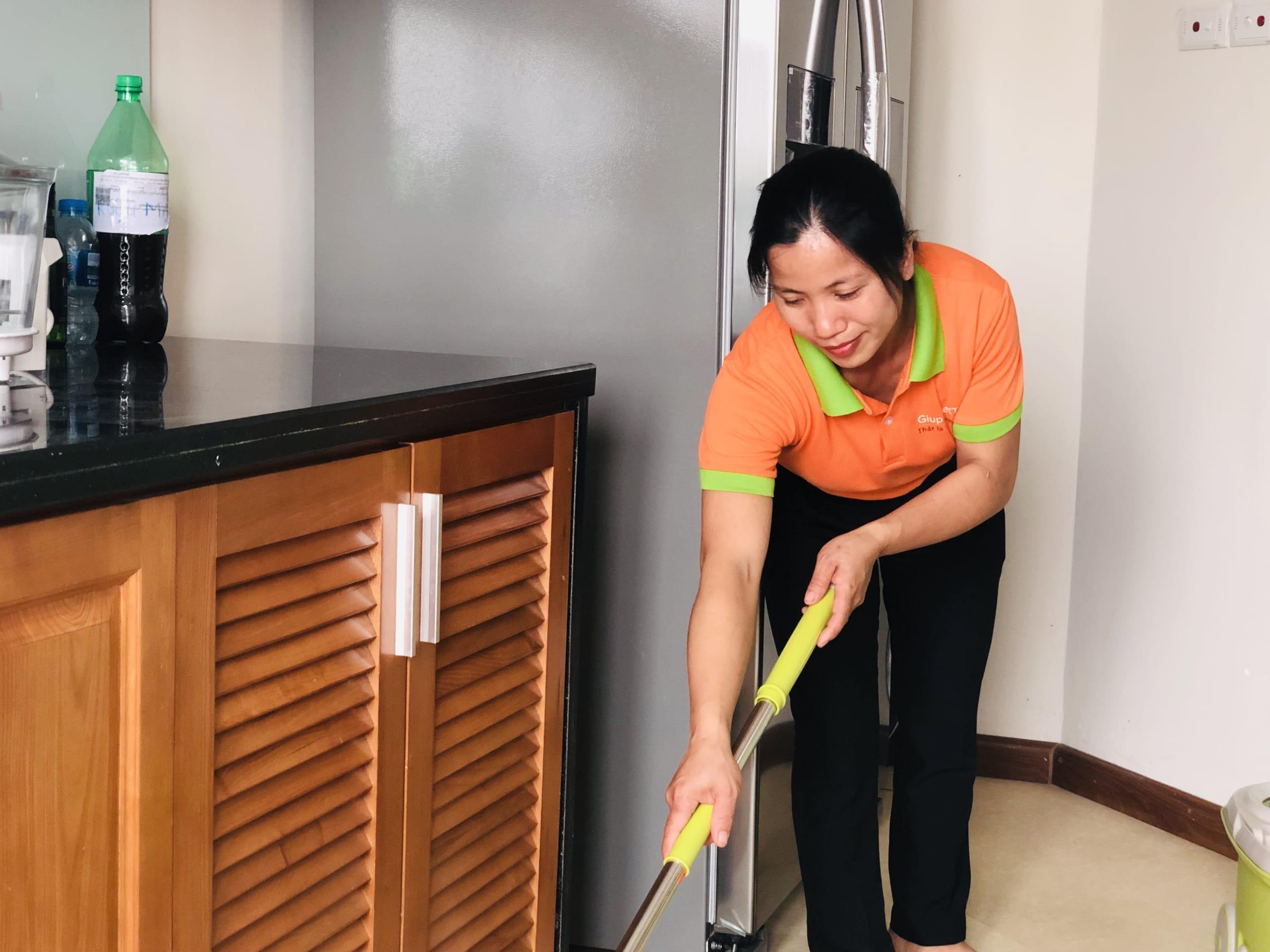 Dịch vụ thuê dọn nhà theo giờ tại Hà Nội năm 2020