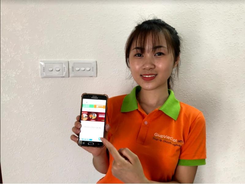 Dịch giúp việc văn phòng theo giờ tại GiupViecTot.vn