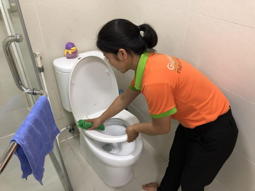 Tổng vệ sinh nhà sau xây dựng