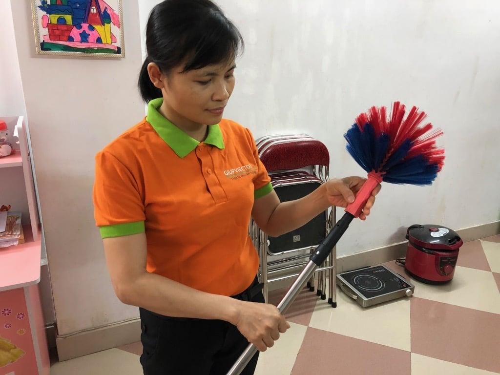 vệ sinh nhà xưởng tại Hà Nội