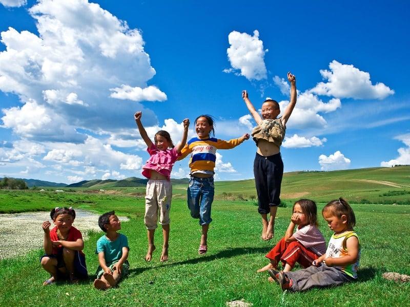 10 quyền cơ bản của trẻ em