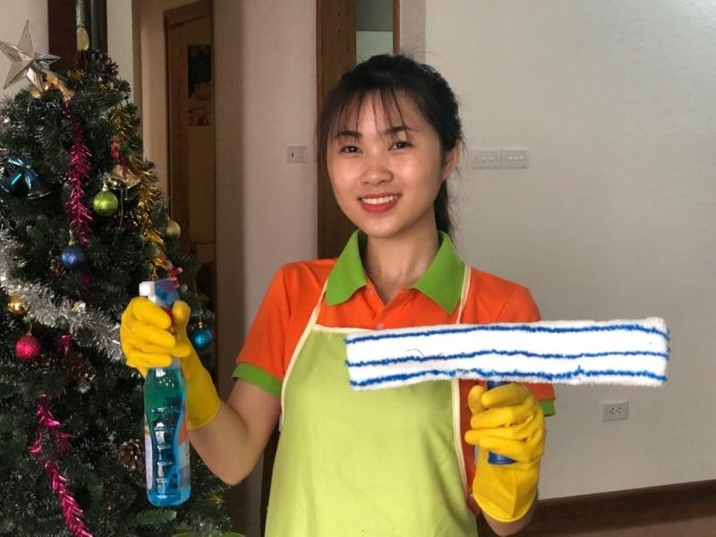 dịch vụ vệ sinh công nghiệp tại Hả Nội
