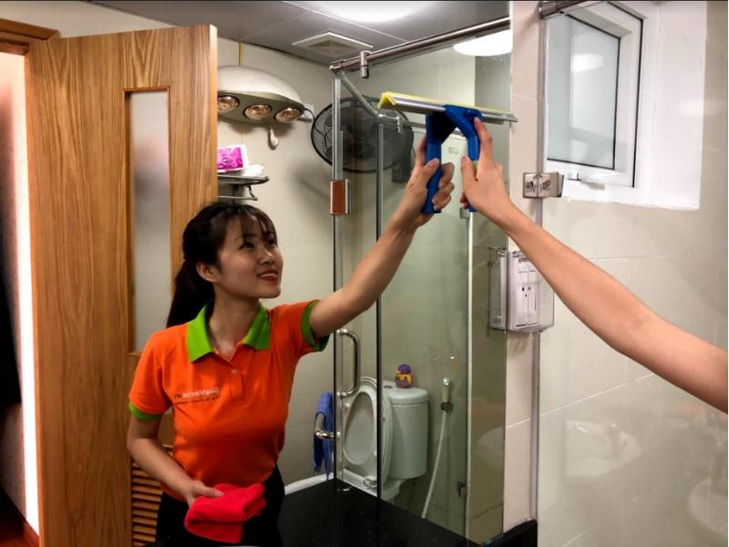 3 lợi ích vượt trội của dịch vụ giúp việc nhà theo giờ