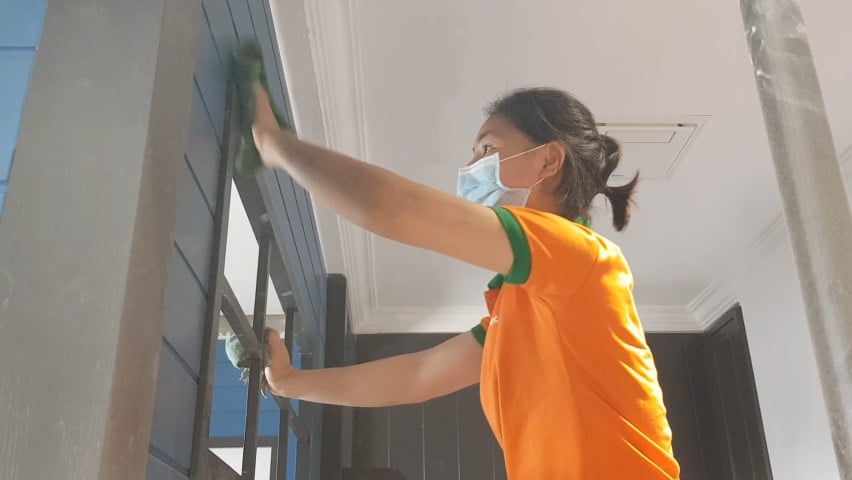 vệ sinh công nghiệp đảm bảo sạch sẽ tại hà nội