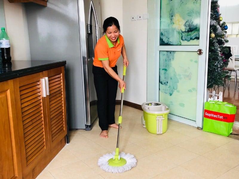 dịch vụ giúp việc theo giờ giá rẻ tại Hà Nội