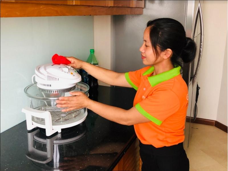 Các yếu tố cần cân nhắc trước sử dụng dịch vụ giúp việc nhà