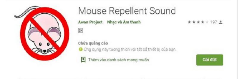 Cách đuổi chuột (2)