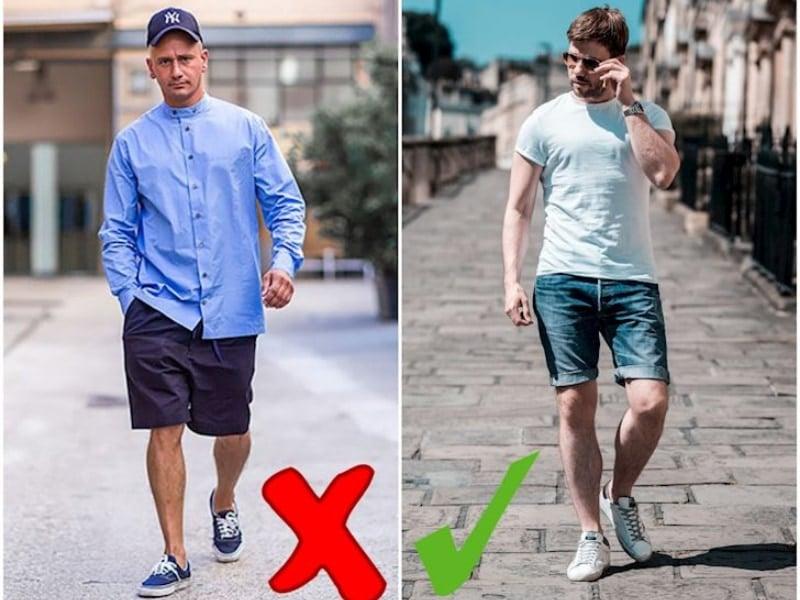 Cách phối đồ quần jean với áo