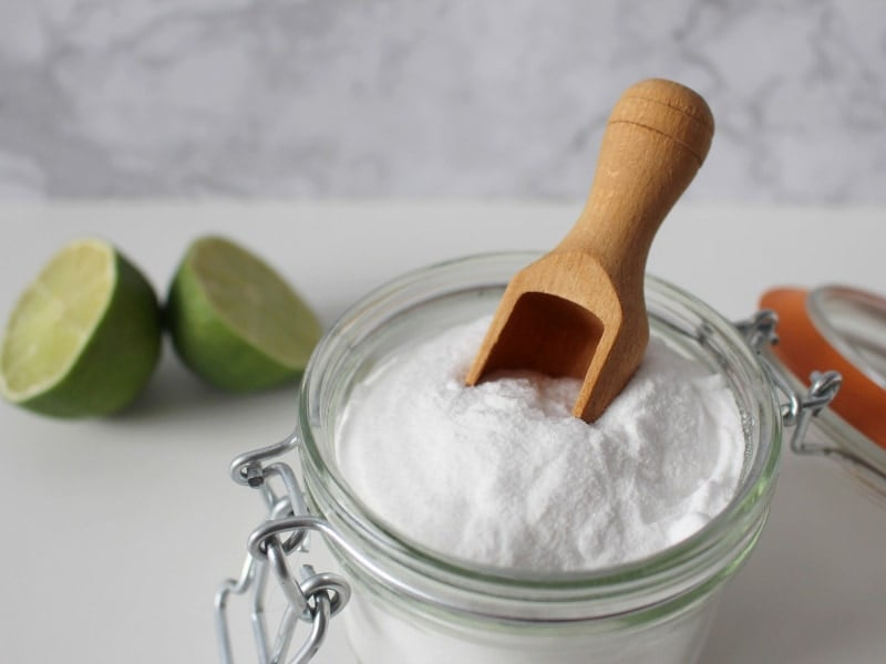 Công thức hoá học của bột nở