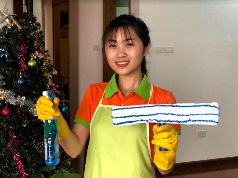 GiupViecTot.vn - Đội vệ sinh công nghiệp uy tín hàng đầu