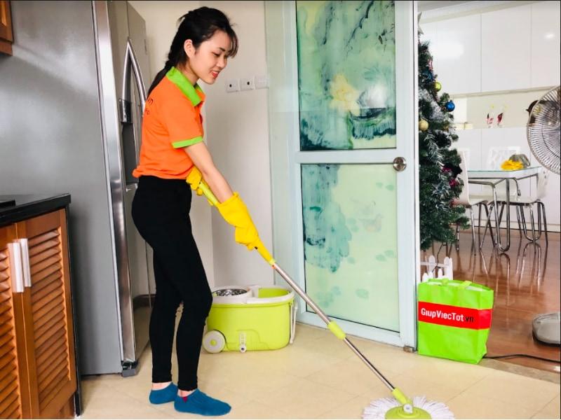 Lưu ý khi sử dụng dịch vụ giúp việc nhà