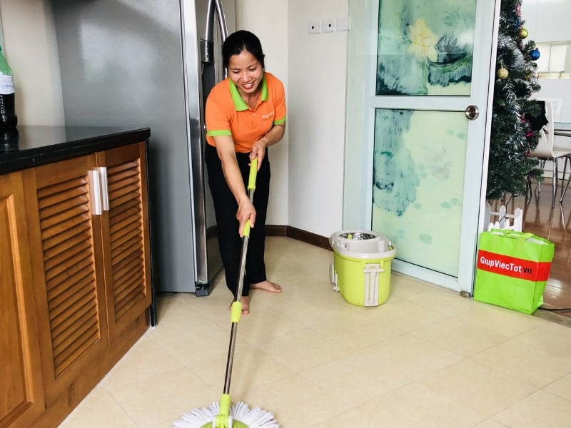 Vệ sinh công nghiệp ở Hà Nội