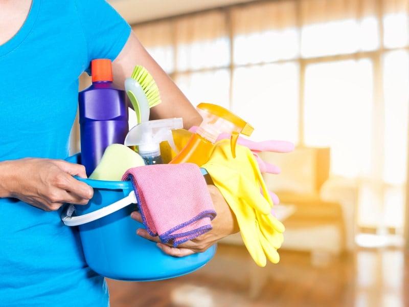 dịch vụ dọn nhà theo tiếng vào dịp nghỉ lễ