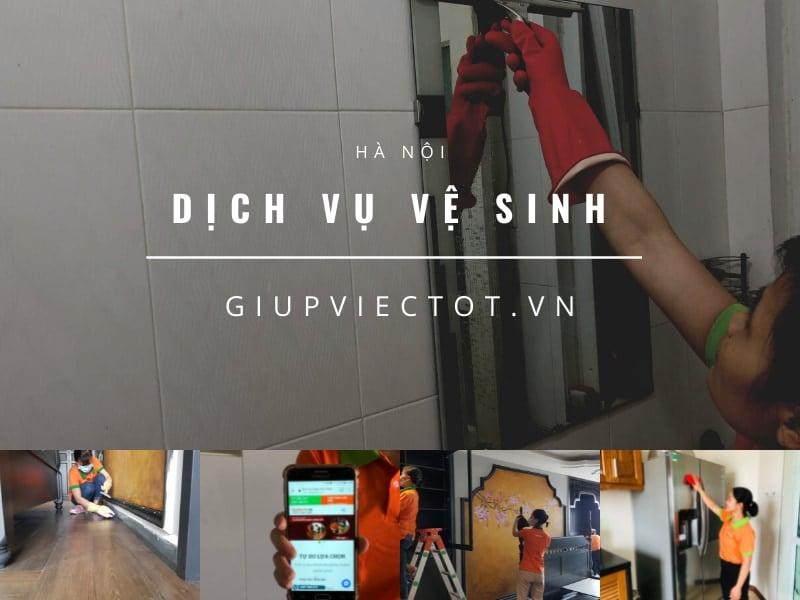 Tất cả dịch vụ vệ sinh đang được thuê nhiều nhất tại Hà Nội