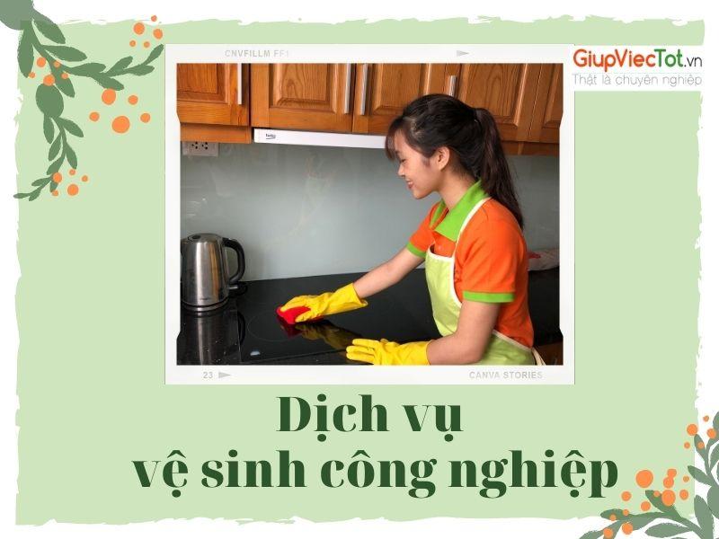 Dịch vụ vệ sinh công nghiệp có thật sự cần thiết với bạn?