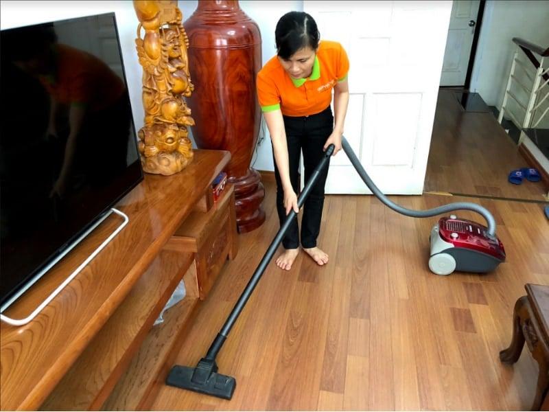 dọn dẹp vệ sinh công nghiệp