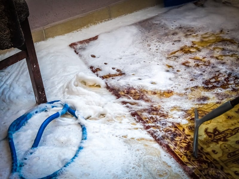 giá giặt thảm