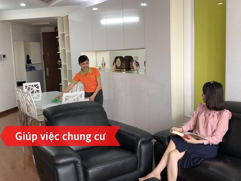 Dịch vụ giúp việc chung cư uy tín, chất lượng, giá rẻ 2021