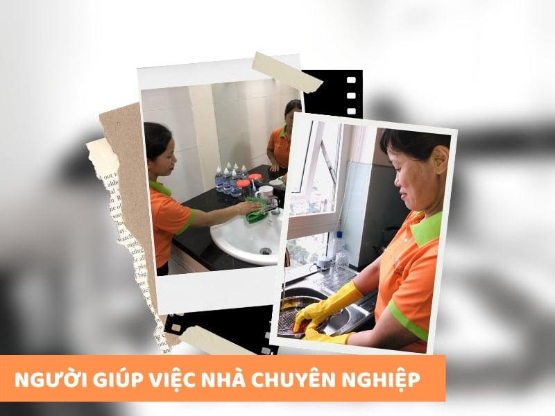 Tìm người giúp việc nhà: Địa chỉ uy tín, người giúp việc chuyên nghiệp