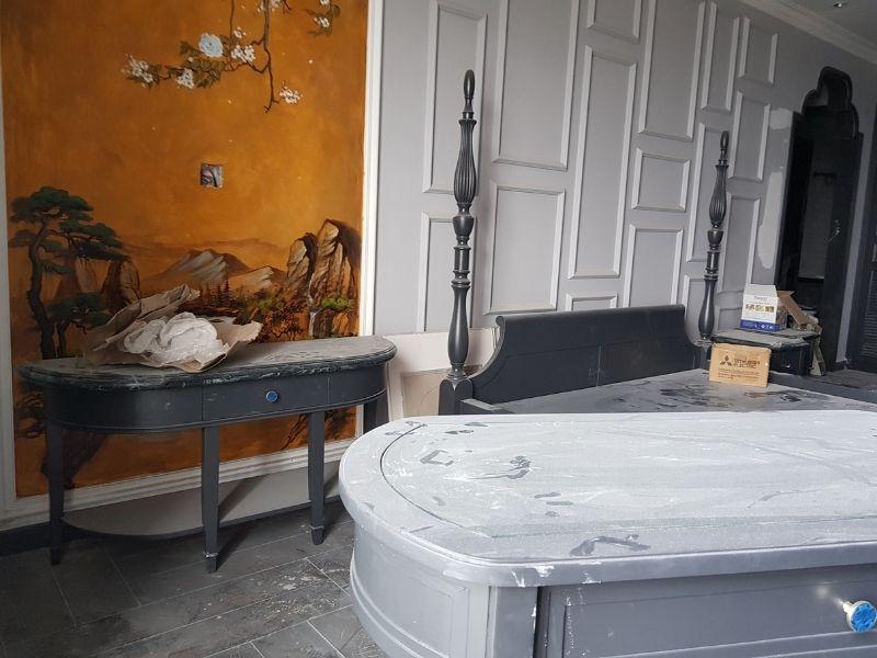dịch vụ vệ sinh công nghiệp căn hộ chung cư