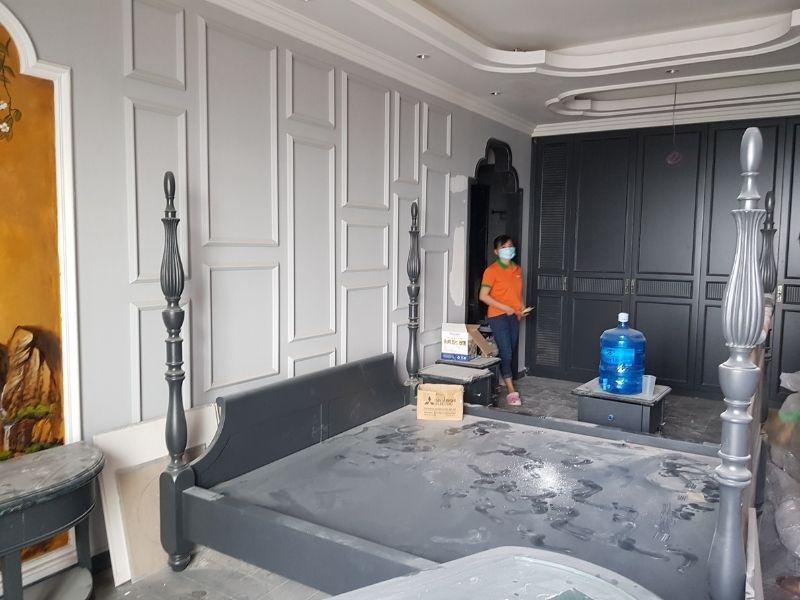 Công ty vệ sinh công nghiệp sau xây dựng nhà chung cư