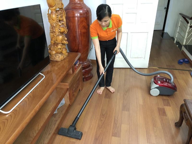Dịch vụ giúp việc theo giờ tại Hà Nội