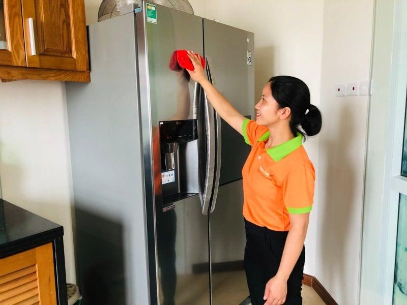 công ty vệ sinh nhà sạch uy tín nhất Hà Nội