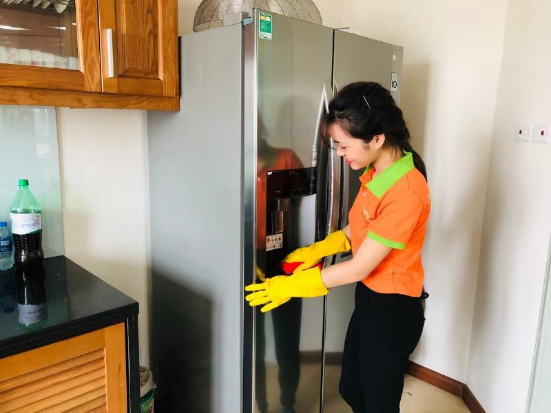 dịch vụ dọn nhà theo giờ Hà Nội