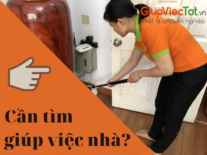 [Tuyển dụng] Cần tìm việc giúp việc nhà tại trung tâm giúp việc uy tín tại Hà Nội?