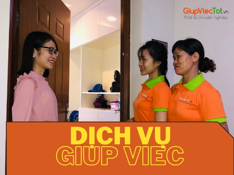[Mách bạn] Dịch vụ giúp việc nhà uy tín, giá rẻ, chất lượng cao tại Hà Nội